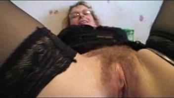 FREE PREVIEW Real homemade amateur british mature in stockings bareback
