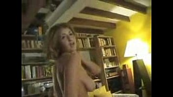 French cute girl Alice Callipyge strip tease compilation