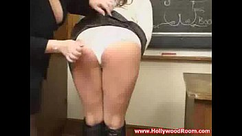 Hot Student Has Hot Lesbian Sex With Sexy Teacher