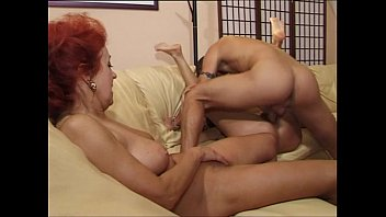 Caught mother in law humping badly her pussy